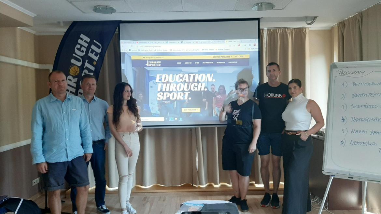 Sport.Youth.Inclusion – A magyar szakértői csapat