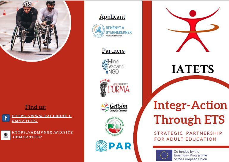 Összefoglaló brossúra – Integr-Action Through Sport