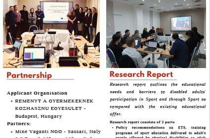 Research Riport is published – Integr-Action Through ETS
