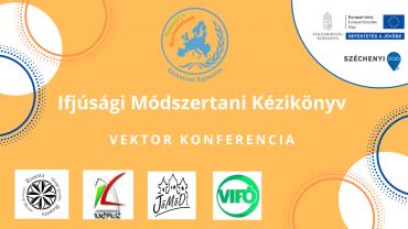 ÉLŐ – Ifjúsági Módszertani Kézikönyv – Vektor konferencia