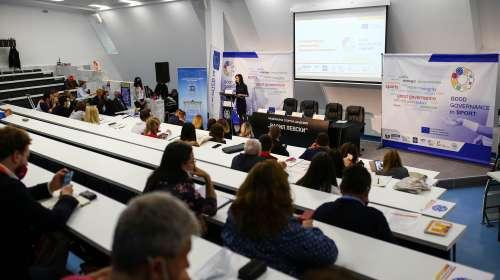 #GoodGovernanceSport nemzetközi konferenciát tartottak Szófiában